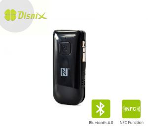 Odbiornik Audio z  Bluetooth NFC Disnix A6 BT 4.0