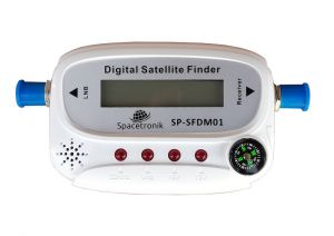 Digital Satfinder z LCD Spacetronik SP-SFDM01