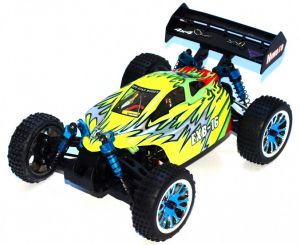 Himoto EXB-16 Brushless Buggy 1:16 2.4GHz RTR (HSP Troian Pro)- 18504
